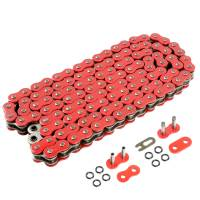 Caltric - Caltric O-Ring Red Drive Chain CH122-120L-2