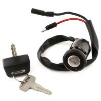 Caltric - Caltric Ignition Key Switch SW106