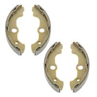 Caltric - Caltric Front Brake Shoes BS103+BS103