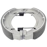 Caltric - Caltric Rear Brake Shoes BS105