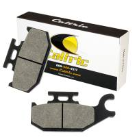 Caltric - Caltric Rear Brake Pads MP106