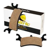Caltric - Caltric Rear Brake Pads MP115