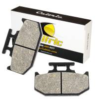 Caltric - Caltric Rear Brake Pads MP137