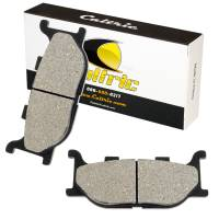 Caltric - Caltric Front Brake Pads MP143