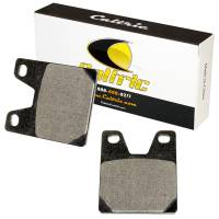 Caltric - Caltric Rear Brake Pads MP200