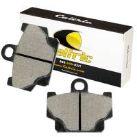 Caltric - Caltric Front Brake Pads MP215