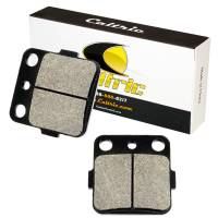 Caltric - Caltric Rear Brake Pads MP249-3