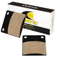 Caltric - Caltric Rear Brake Pads MP252