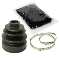 Caltric - Caltric Front Axle Outer CV Joint Boot Kit BO120