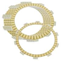 Caltric - Caltric Clutch Friction Plates FP101*5+FP103-2