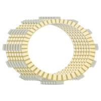 Caltric - Caltric Clutch Friction Plates FP116*7-2