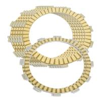 Caltric - Caltric Clutch Friction Plates FP122*6+FP169*2