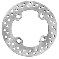 Caltric - Caltric Front Disc Brake Rotor DS104