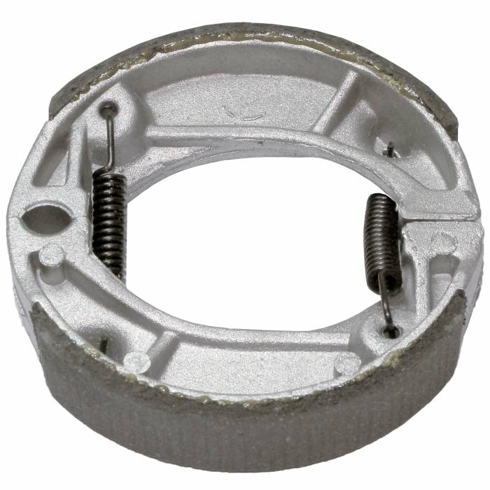Caltric - Caltric Front Brake Shoes BS110