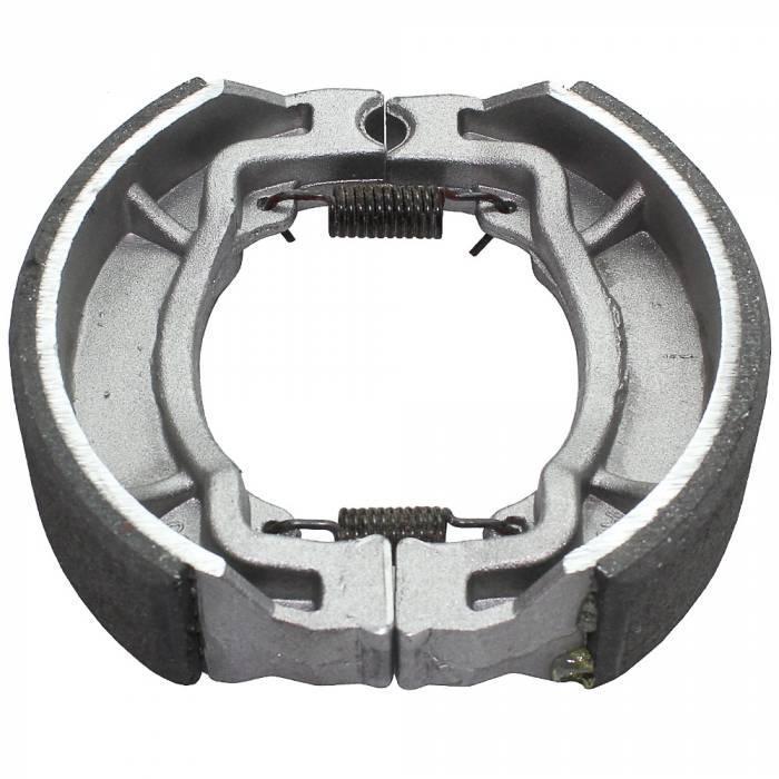 Caltric - Caltric Rear Brake Shoes BS112-3