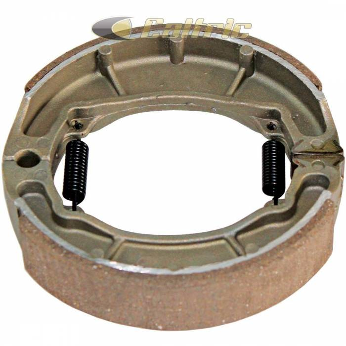 Caltric - Caltric Rear Brake Shoes BS132-2