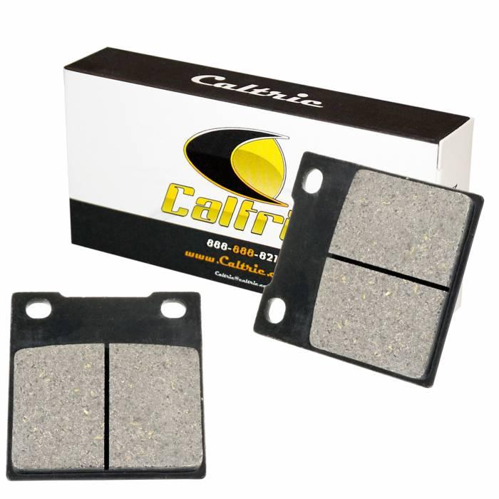 Caltric - Caltric Rear Brake Pads MP123-2