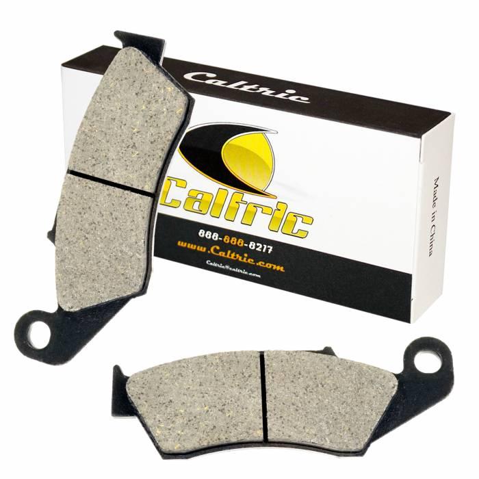 Caltric - Caltric Front Brake Pads MP126