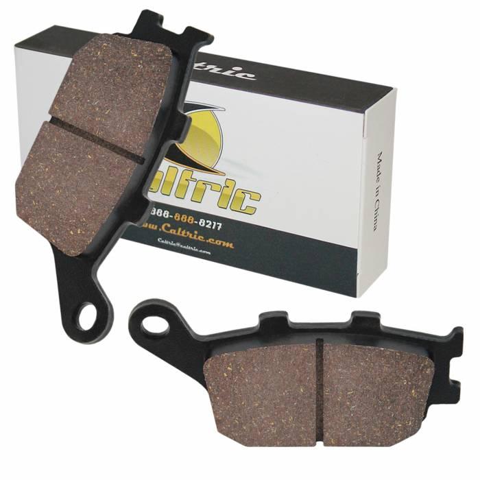 Caltric - Caltric Rear Brake Pads MP161
