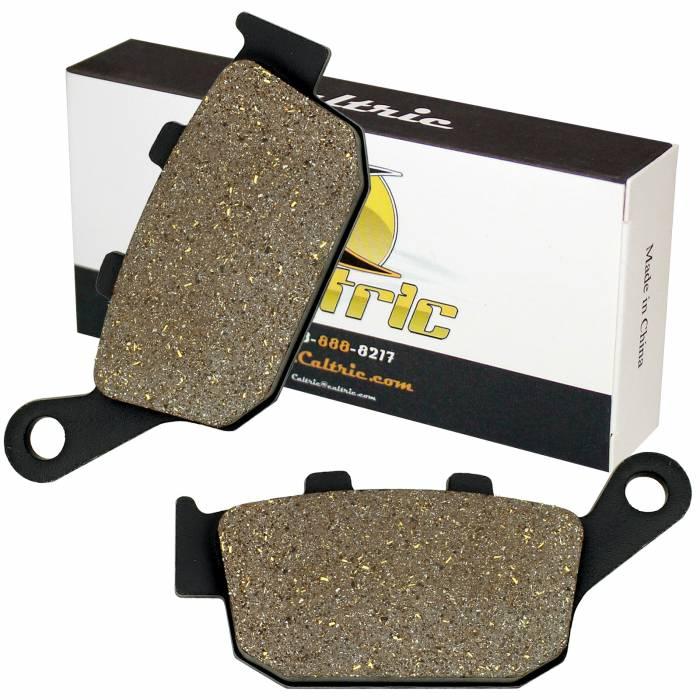 Caltric - Caltric Rear Brake Pads MP284