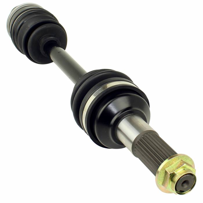 Caltric - Caltric Rear Left Complete CV Joint Axle AX113