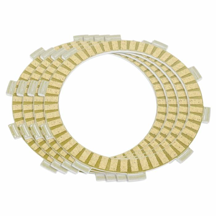 Caltric - Caltric Clutch Friction Plates FP101*4