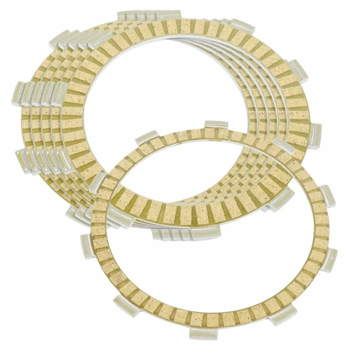 Caltric - Caltric Clutch Friction Plates FP101*5+FP103