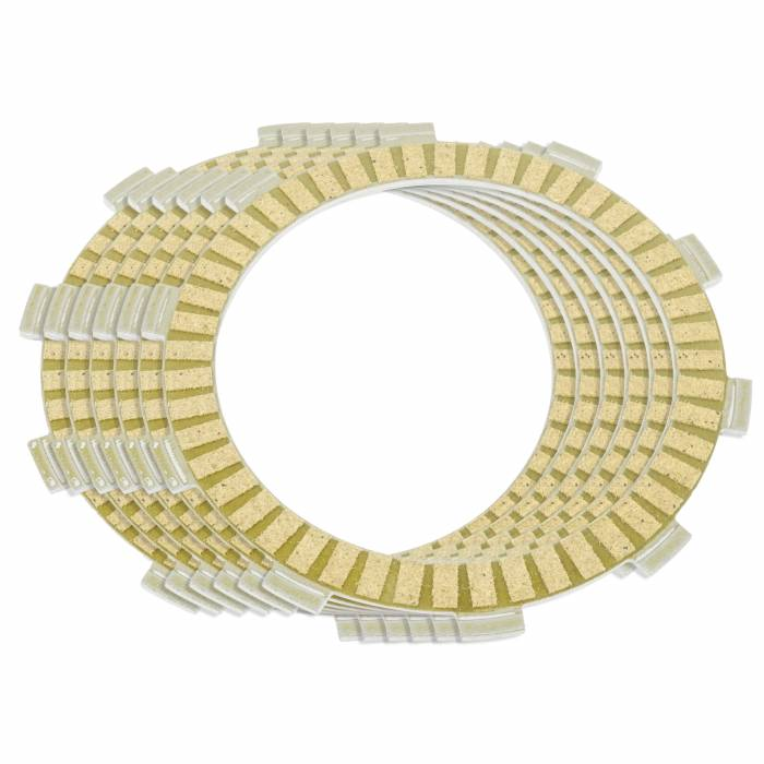 Caltric - Caltric Clutch Friction Plates FP101*6