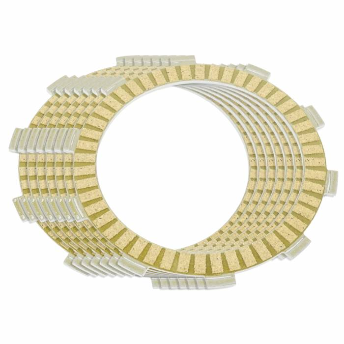 Caltric - Caltric Clutch Friction Plates FP101*7