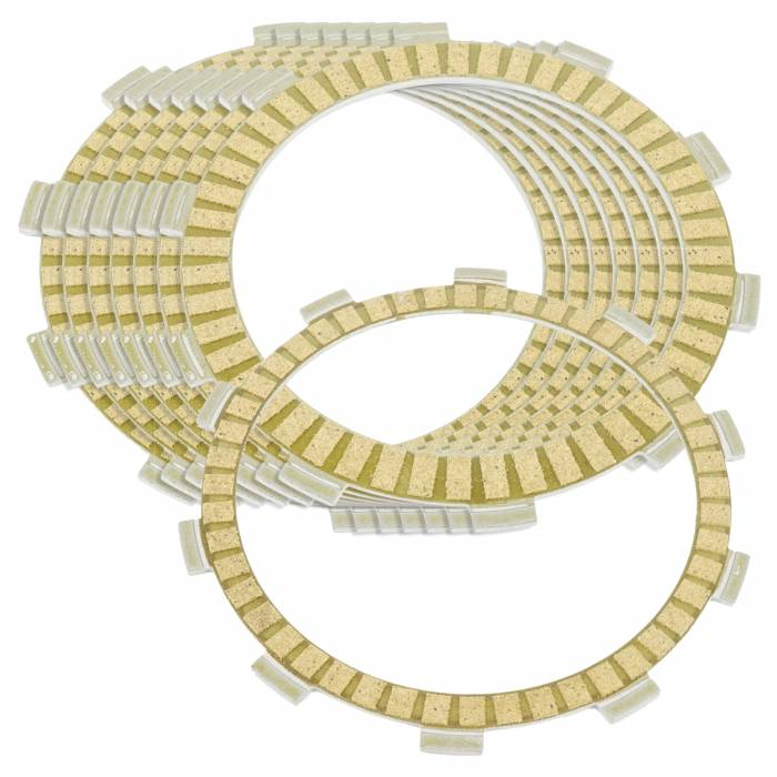 Caltric - Caltric Clutch Friction Plates FP101*7+FP103