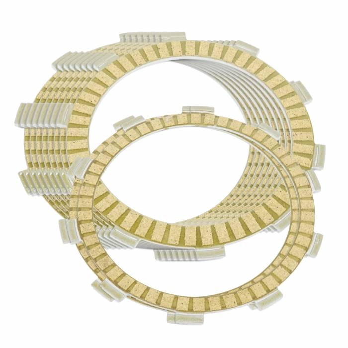 Caltric - Caltric Clutch Friction Plates FP103*2+FP111*8