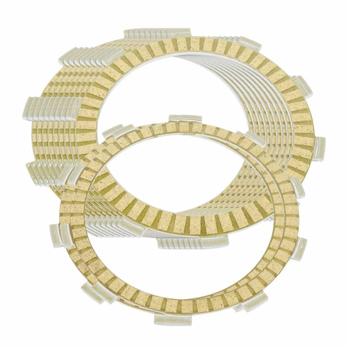 Caltric - Caltric Clutch Friction Plates FP103*2+FP111*9