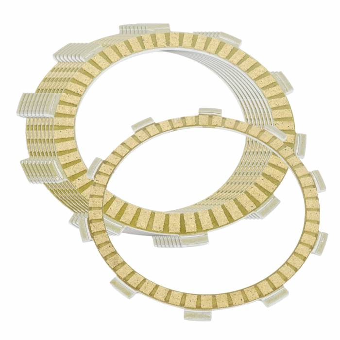 Caltric - Caltric Clutch Friction Plates FP103+FP111*8