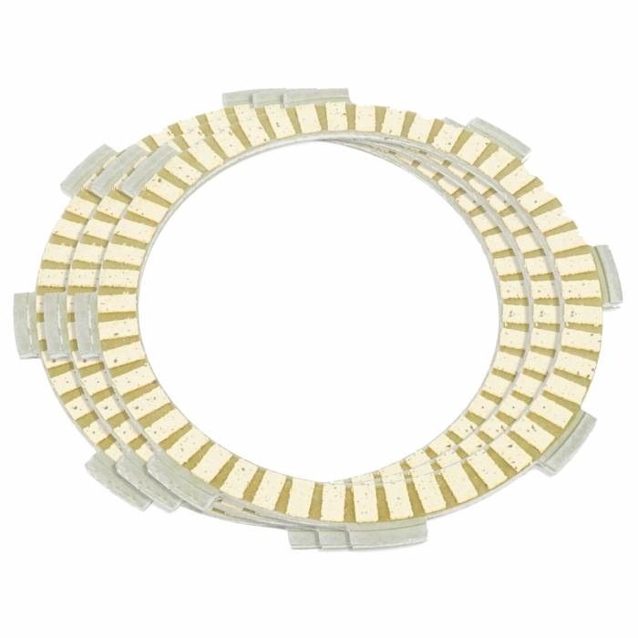 Caltric - Caltric Clutch Friction Plates FP105*3