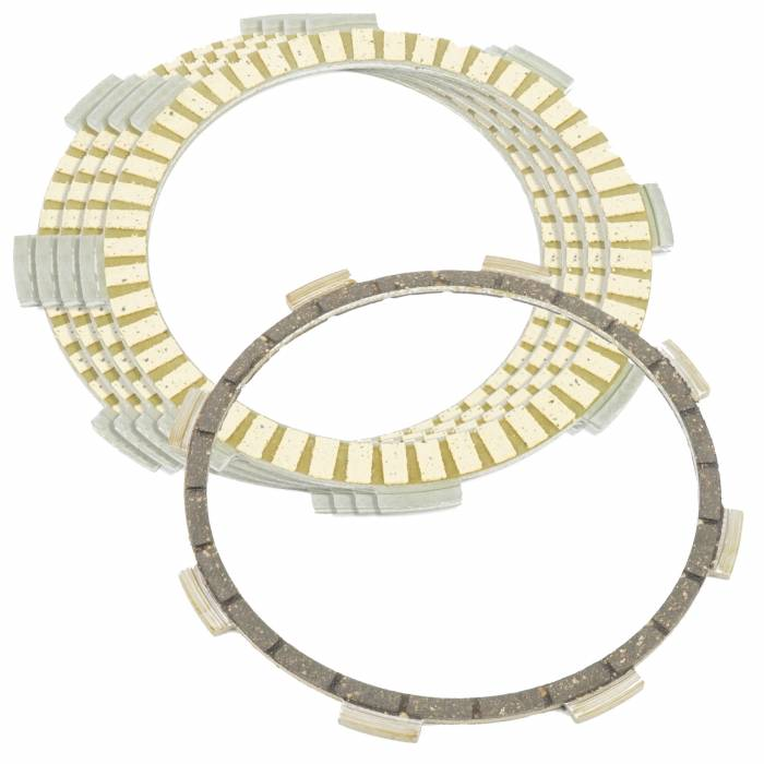 Caltric - Caltric Clutch Friction Plates FP105*4+FP147