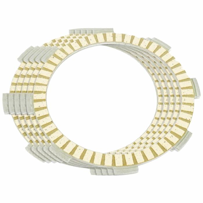Caltric - Caltric Clutch Friction Plates FP105*5
