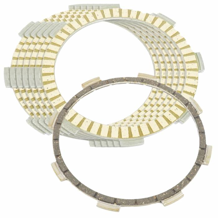 Caltric - Caltric Clutch Friction Plates FP105*6+FP147