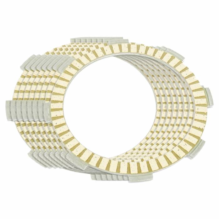Caltric - Caltric Clutch Friction Plates FP105*8