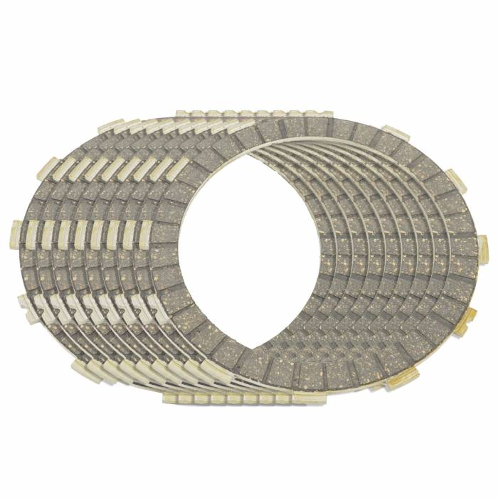 Caltric - Caltric Clutch Friction Plates FP108*9