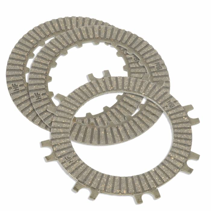 Caltric - Caltric Clutch Friction Plates FP110*2+FP138-2