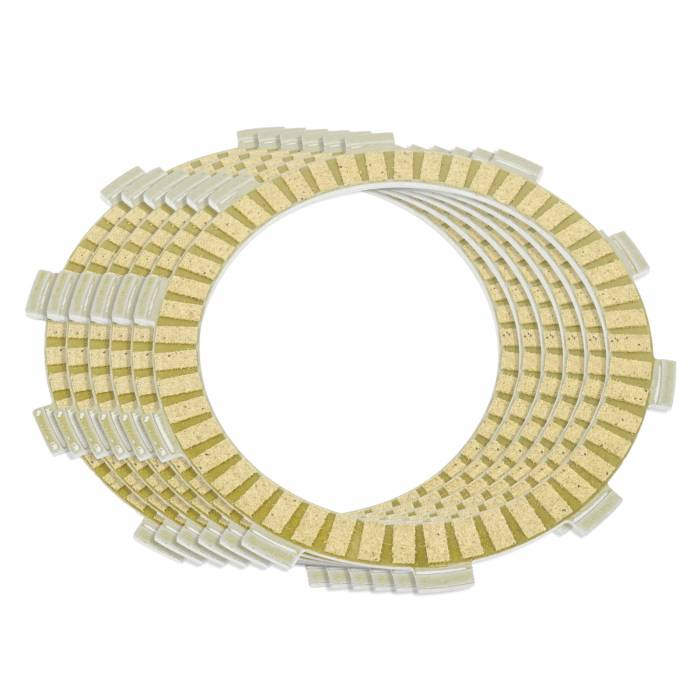 Caltric - Caltric Clutch Friction Plates FP111*6