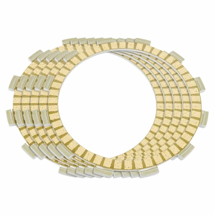 Caltric - Caltric Clutch Friction Plates FP112*5