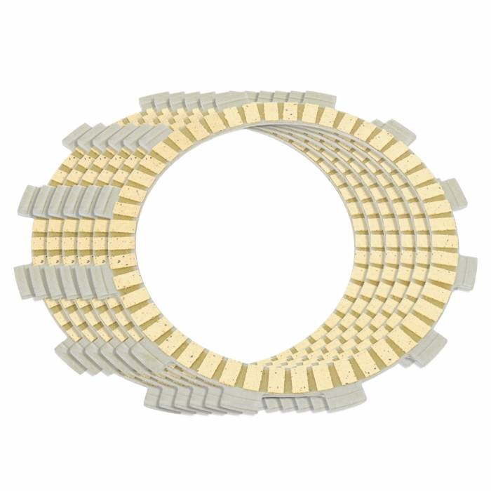 Caltric - Caltric Clutch Friction Plates FP113*6