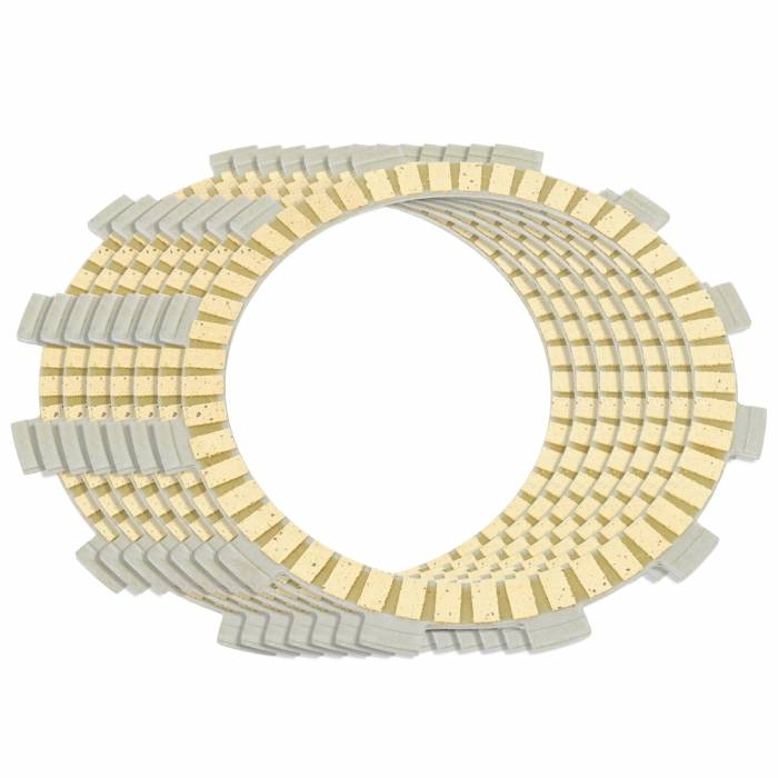 Caltric - Caltric Clutch Friction Plates FP113*7