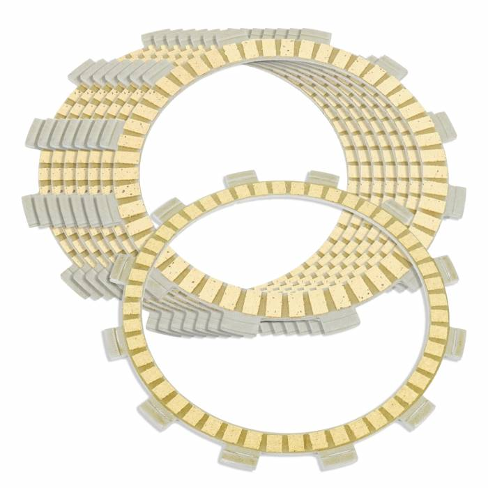Caltric - Caltric Clutch Friction Plates FP113*7+FP119