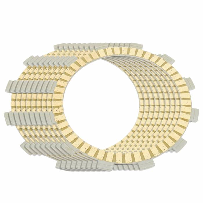 Caltric - Caltric Clutch Friction Plates FP113*9