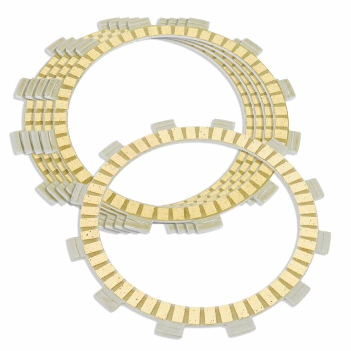 Caltric - Caltric Clutch Friction Plates FP113+FP119*4