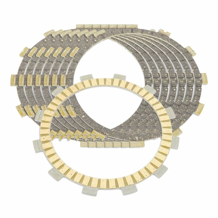 Caltric - Caltric Clutch Friction Plates FP113+FP143*7
