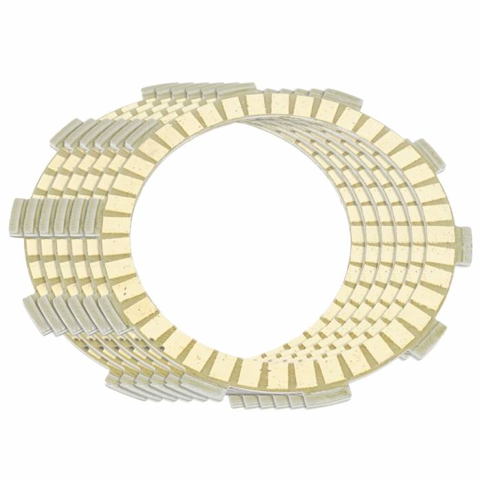 Caltric - Caltric Clutch Friction Plates FP114*6