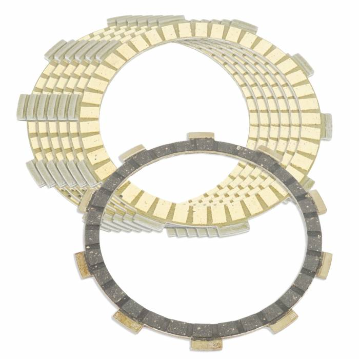 Caltric - Caltric Clutch Friction Plates FP114*6+FP135